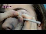 Зимний свадебный макияж Мастер-класс